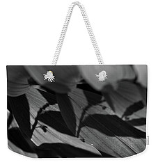 Shadow Puppets Weekender Tote Bag by Tim Good