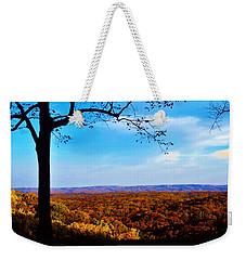 Shadow To Light Weekender Tote Bag