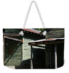 Shadowboxes Weekender Tote Bag by Dennis Baswell
