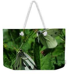 Shadowed Wings Weekender Tote Bag