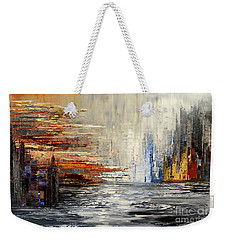 Shadowlands Weekender Tote Bag