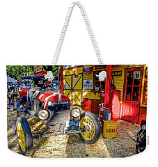 Shadows And Light Weekender Tote Bag by Venetia Featherstone-Witty