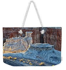 Shadows At Coal Mine Canyon Weekender Tote Bag
