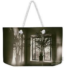 Shadows Dance Upon The Wall Weekender Tote Bag