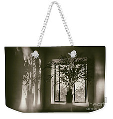 Shadows Dance Upon The Wall Weekender Tote Bag