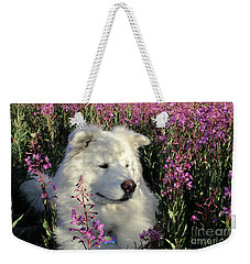 Shadows Weekender Tote Bag by Fiona Kennard