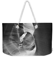Shadows In Antelope Canyon Weekender Tote Bag
