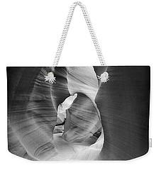 Shadows In Antelope Canyon Weekender Tote Bag by Jon Glaser