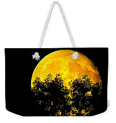 Shadows In The Moon Weekender Tote Bag
