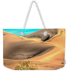 Shadows In The Sand Weekender Tote Bag