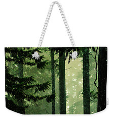 Shadows Of Light Weekender Tote Bag by Connie Handscomb