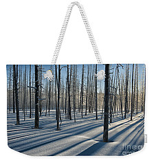 Shadows Of The Forest Weekender Tote Bag
