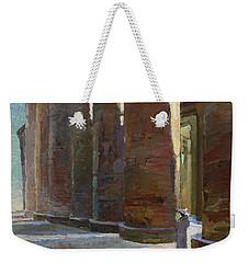 Shadows Of The Old Karnac Weekender Tote Bag
