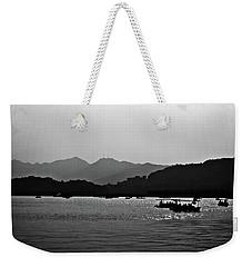 Shadows On West Lake Weekender Tote Bag