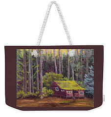 Shady Grove Weekender Tote Bag by Nancy Jolley