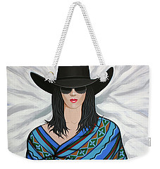Shady Lady Weekender Tote Bag