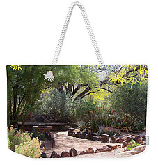 Shady Nook Weekender Tote Bag