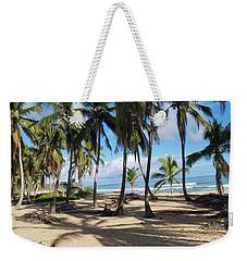 Shady Palm Weekender Tote Bag