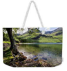 Shady Rest At Buttermere Weekender Tote Bag