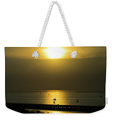 Shaft Of Gold Weekender Tote Bag