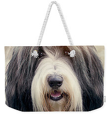 Shaggy Dog Weekender Tote Bag