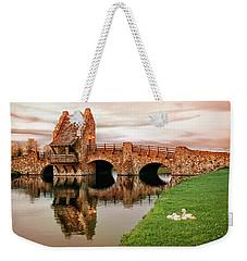 Shakespeare Bridge Weekender Tote Bag