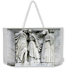 Shakespeares Romeo And Juliet Weekender Tote Bag