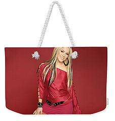 Shakira 51 Weekender Tote Bag
