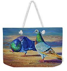 Shall We Dance? Weekender Tote Bag by AnnaJo Vahle