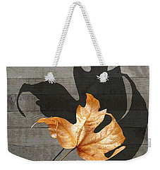 Weekender Tote Bag featuring the photograph Shall We Tango by I'ina Van Lawick