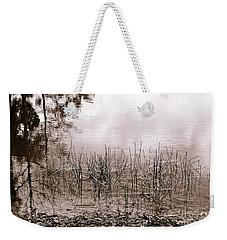 Shallow Basin Weekender Tote Bag