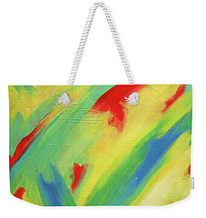 Shaman Rises Weekender Tote Bag
