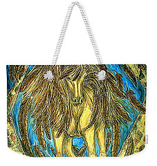 Shaman Spirit Weekender Tote Bag