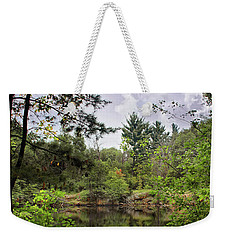 Shambeau Quarry Weekender Tote Bag by Judy Johnson