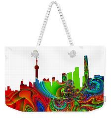 Shanghai  Weekender Tote Bag