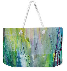 Shapes And Colors Weekender Tote Bag