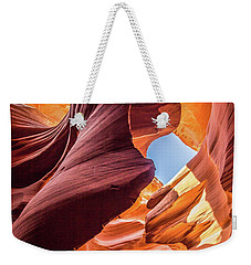 Shapes Weekender Tote Bag by JR Photography