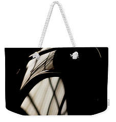 Weekender Tote Bag featuring the photograph Shapes by Paul Job