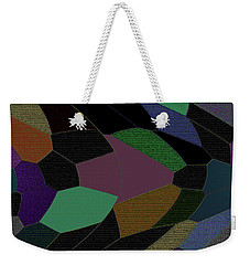 Shards Of Glass Weekender Tote Bag