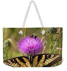 Share Weekender Tote Bag