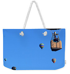 Share The Air Weekender Tote Bag
