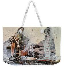 Shared Past Weekender Tote Bag