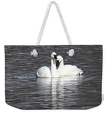Sharing A Moment Weekender Tote Bag