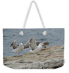 Sharing Is Caring Weekender Tote Bag