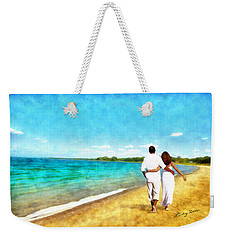 Sharing The Journey Weekender Tote Bag by Ricky Dean
