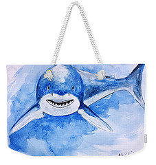Shark Weekender Tote Bag