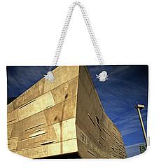 Sharp Weekender Tote Bag