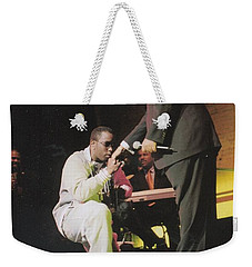 Sharpton 50th Birthday Weekender Tote Bag