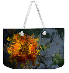 Shattered Weekender Tote Bag