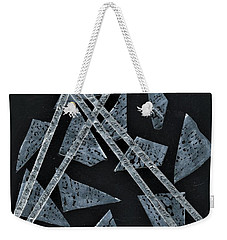 Shattered Dreams Broken Promises  Weekender Tote Bag